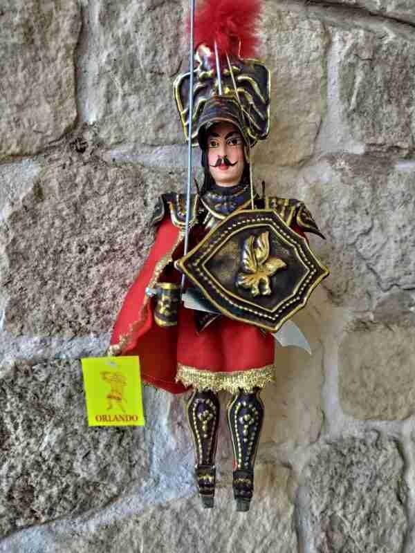 Pupo Siciliano Cm. 28