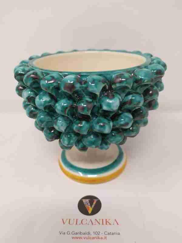 Pigna in ceramica di Caltagirone